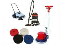 Vacuum Cleaners & Scrubbing Machines